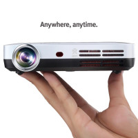Luxcine Z2 3D Wifi led projector