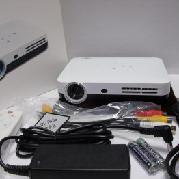 Luxcine Z2 3D led projektor
