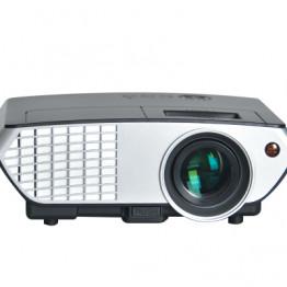 Rigal Electronics RD-803 + TV fehér mini led projektor