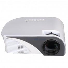 Rigal Electronics RD-805B Smart + wifi  fehér mini led projektor