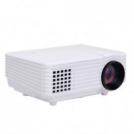 Rigal Electronics RD-805A Smart + wifi + TV mini fehér led projektor