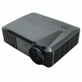 Rigal Electronics RD-806B Smart + wifi + TV fekete HD led projektor