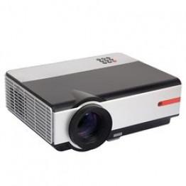 Rigal Electronics RD-808A Smart + wifi + TV ezüst HD led projektor