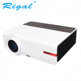 Rigal Electronics RD-808A Smart + wifi + TV fekete HD led projektor