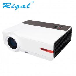 Rigal Electronics RD-808A + TV arany HD led projektor