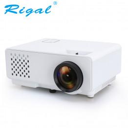 Rigal Electronics RD-810 Smart + wifi fehér mini led projektor