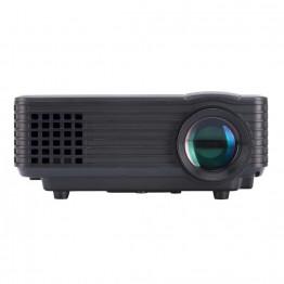 Rigal Electronics RD-812 multi screen + wifi fekete mini led projektor
