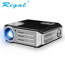 Rigal Electronics RD-817 + TV led projektor