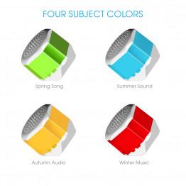 FLYSIGHT Mini Bluetooth Hangszóró Music Cube BS01