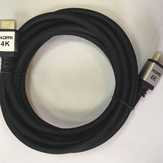 LEDTEQ Prémium 4K HDMI 2.0 PRO Kábel 3m