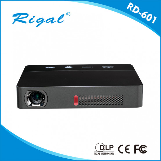 Rigal Electronics RD-601 HD SMART led projektor