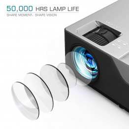 Vankyo V600 led projektor